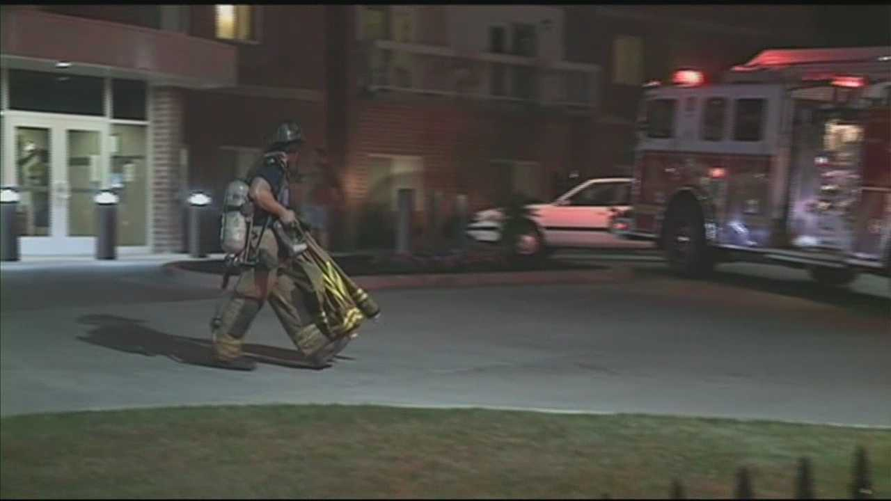 Investigators are looking into the cause of an early morning fire in west Louisville.