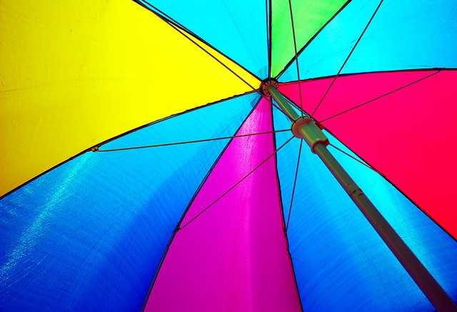 DO NOT bring umbrellas. If you're worried about rain, be sure to grab a poncho on your way down to the waterfront. If you were wanting to use one for sun protection, you are better off just wearing a hat and sunglasses.