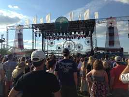 Planning on attending the Forecastle Festival and not sure what you can and can't bring? WLKY invites you on this photographic tour of what to bring to the waterfront and what to leave at home.
