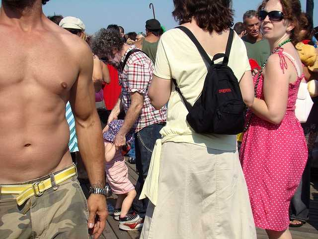 DO bring small backpacks and purses - The best way to ensure a fun time is to make sure you are (even just a little bit) prepared. Having a small bag is a great way to carry all the things you will want with you to fully enjoy the Forecastle experience.