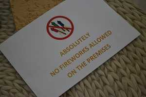 11. Obviously some people pack their own party for the trip so well that it warrants a warning.