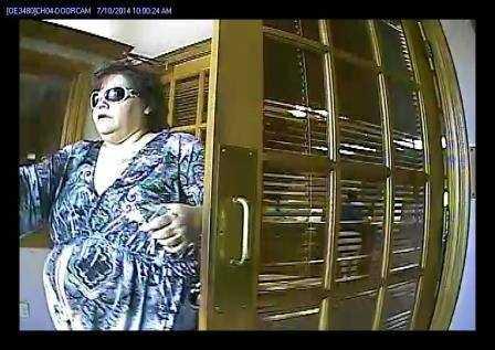 Unidentified Burglary Suspect