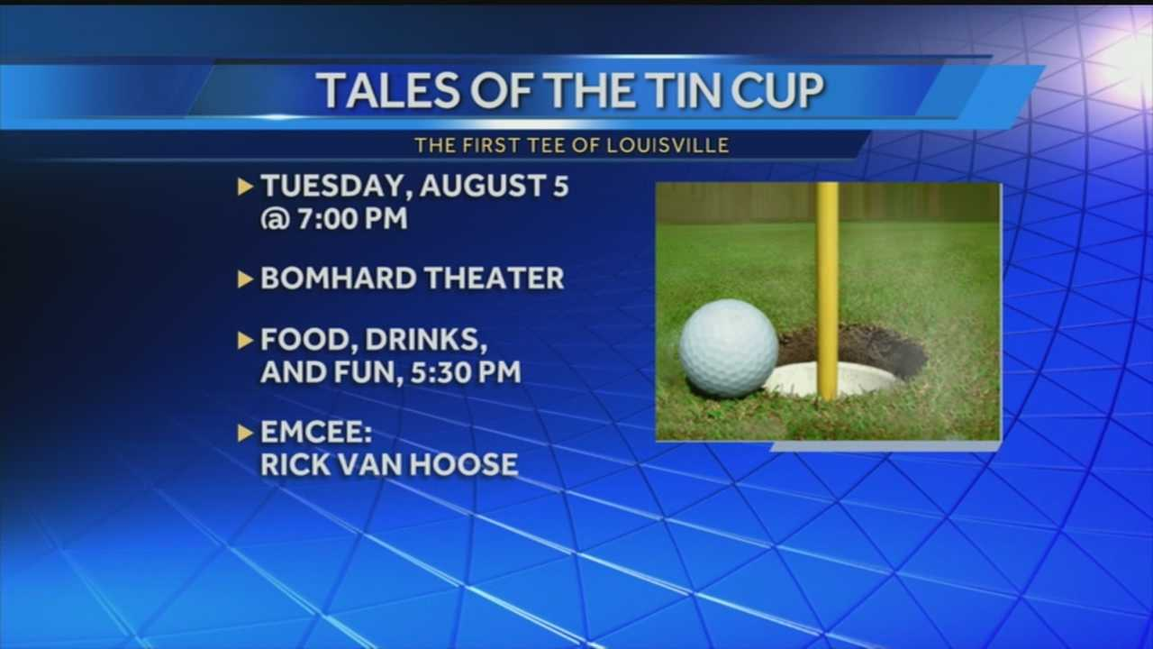 A world-renowned golf coach will be in Louisville for an event benefiting First Tee.