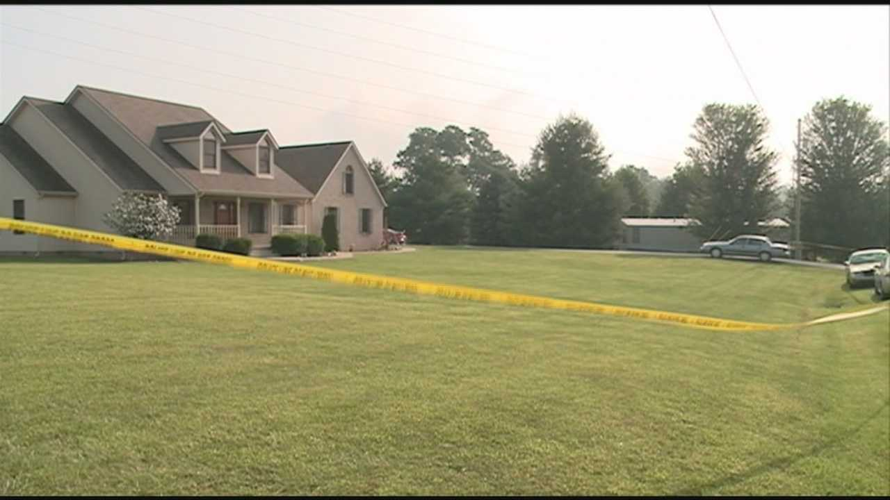 Kentucky State Police are investigating what they believe is a murder-suicide in Trimble County.