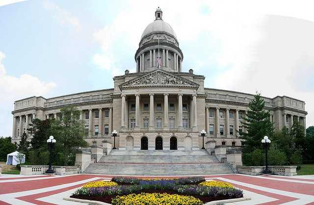 16. The CapitolTake a day trip to Frankfort, Kentucky's capitol! Brush up on your Kentucky trivia with a trip to the State Capitol building. The building is open Monday-Saturday and tours can be made by calling (502) 564-3449.