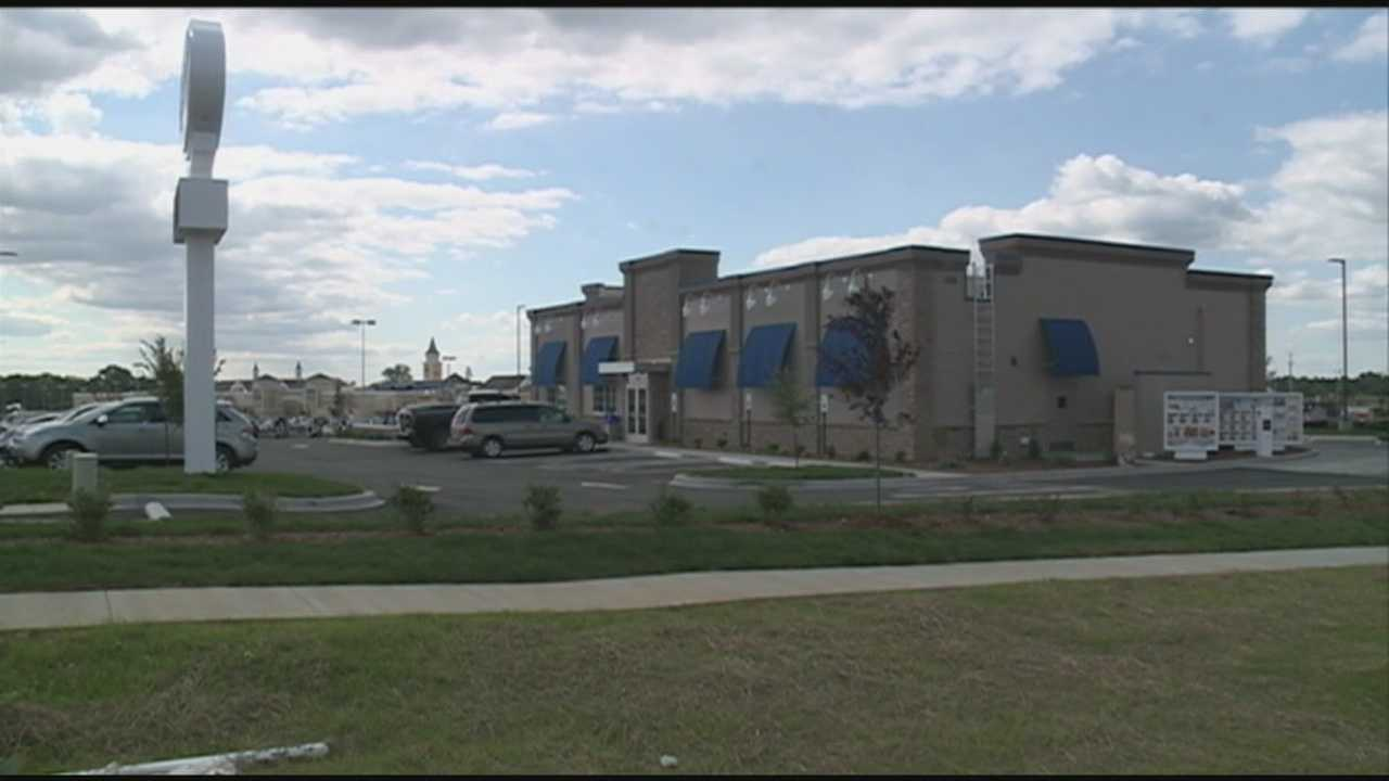 The Outlet Shoppes of the Bluegrass open in one week, but potential traffic problems are still a concern.