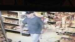 Crawford County Theft Suspect