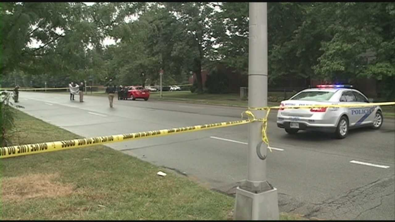 Police are investigating a shooting that left a man clinging to life.
