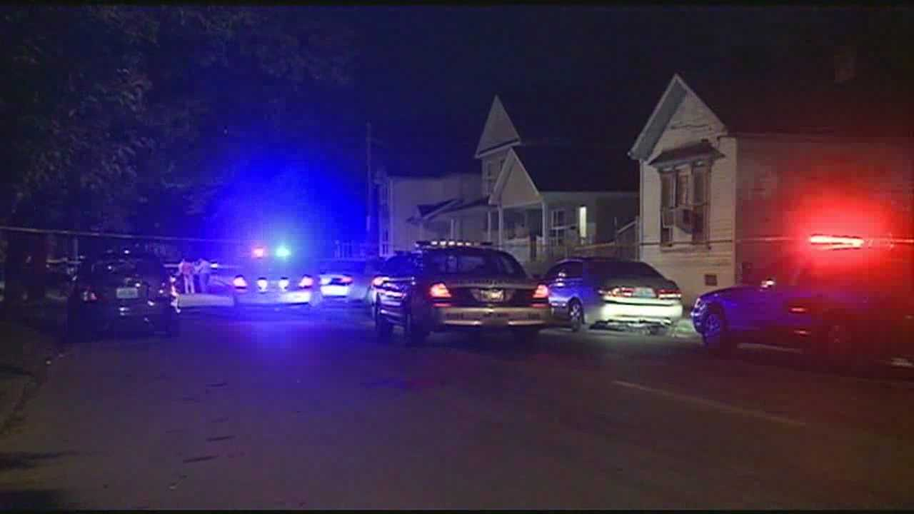 Police searching for gunman after man shot to death