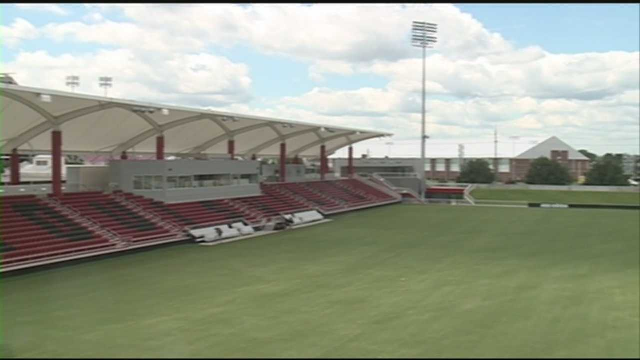 The University of Louisville soccer team is looking forward to starting its new season in a new conference at a new stadium.