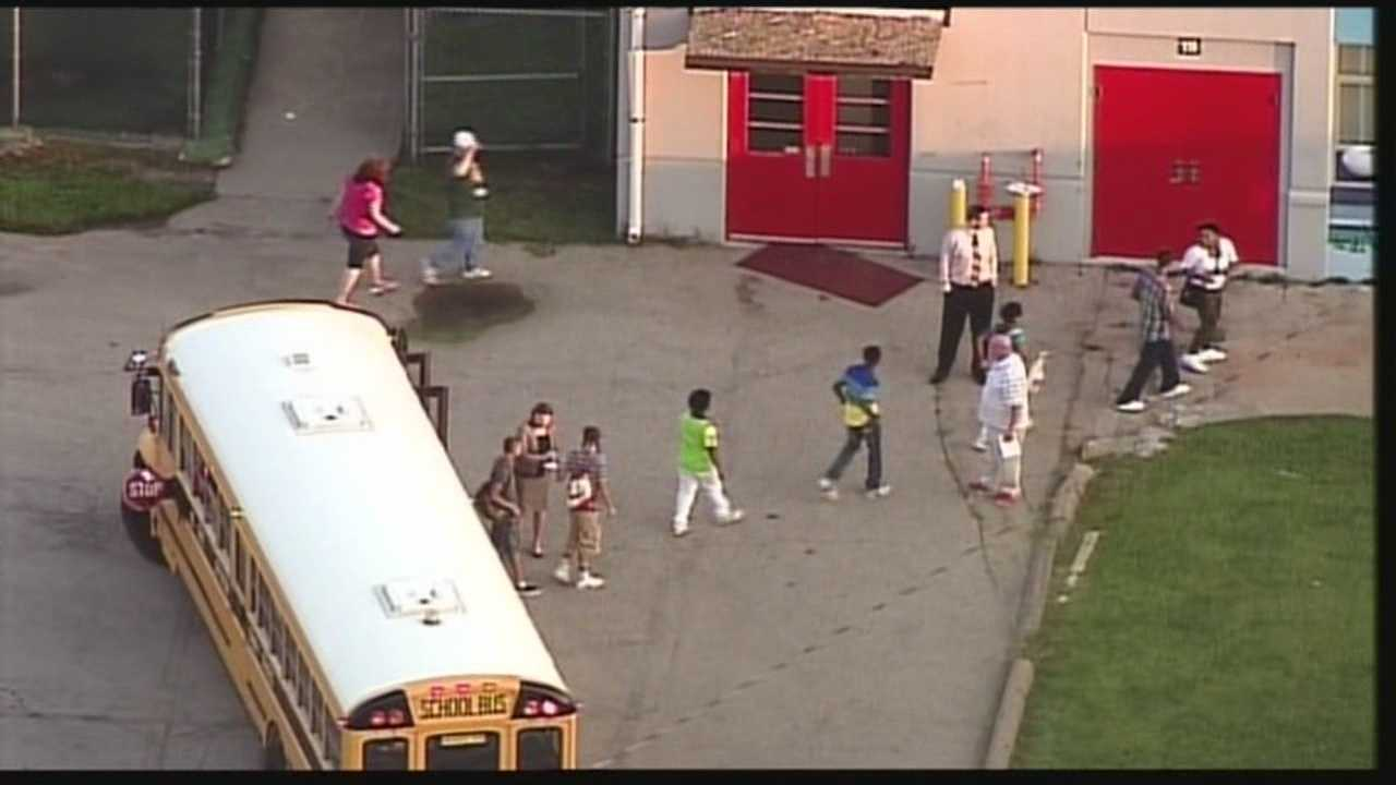 First day of school goes smoothly for JCPS