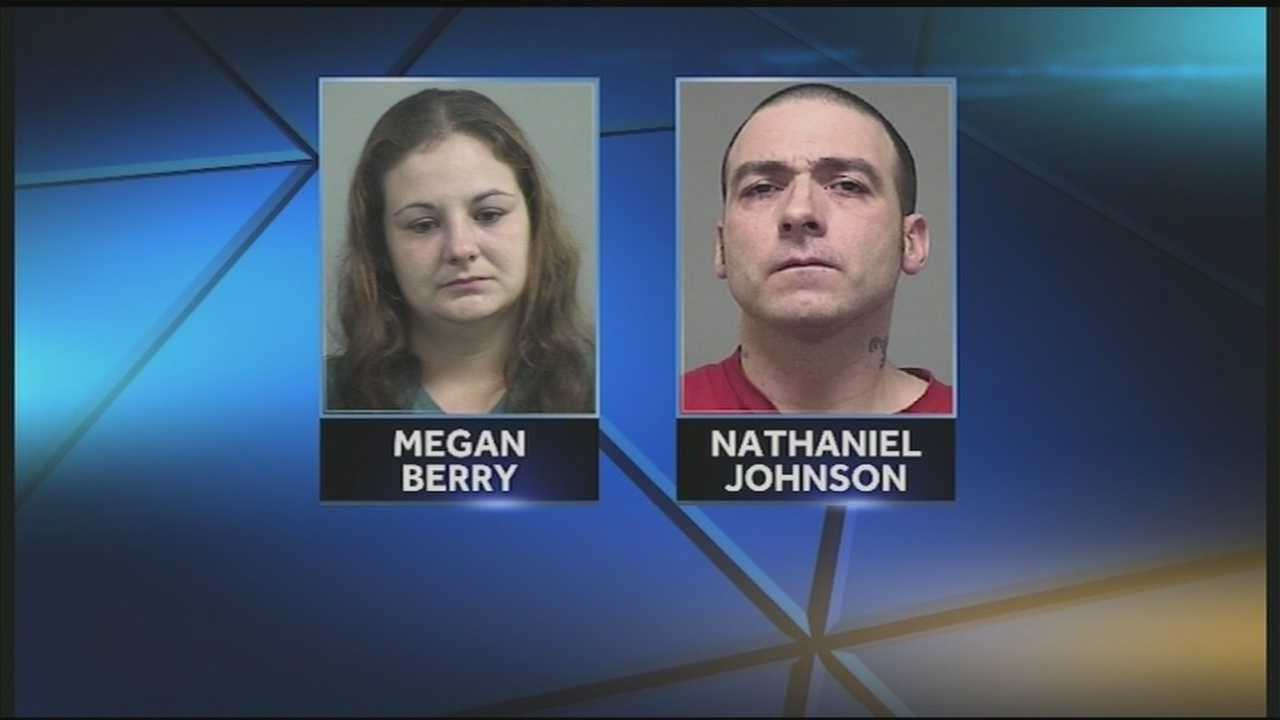 A Louisville couple is arrested in connection with a string of purse snatchings in the area.