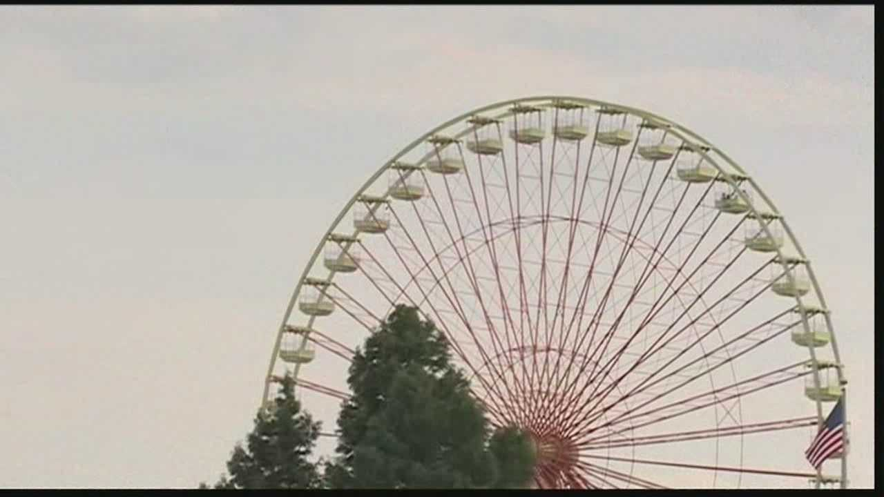 For the first time since 2009, Kentucky Kingdom is operational during the Kentucky State Fair.