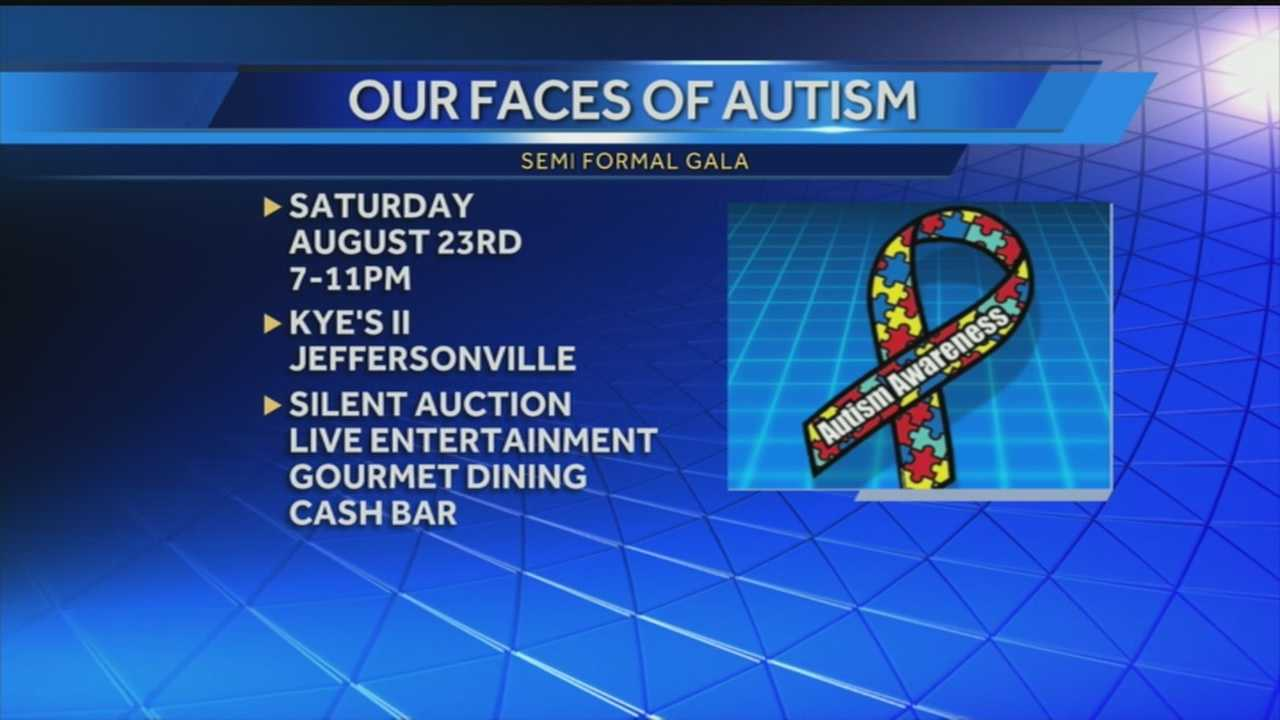 An upcoming gala is being held to raise awareness for autism.