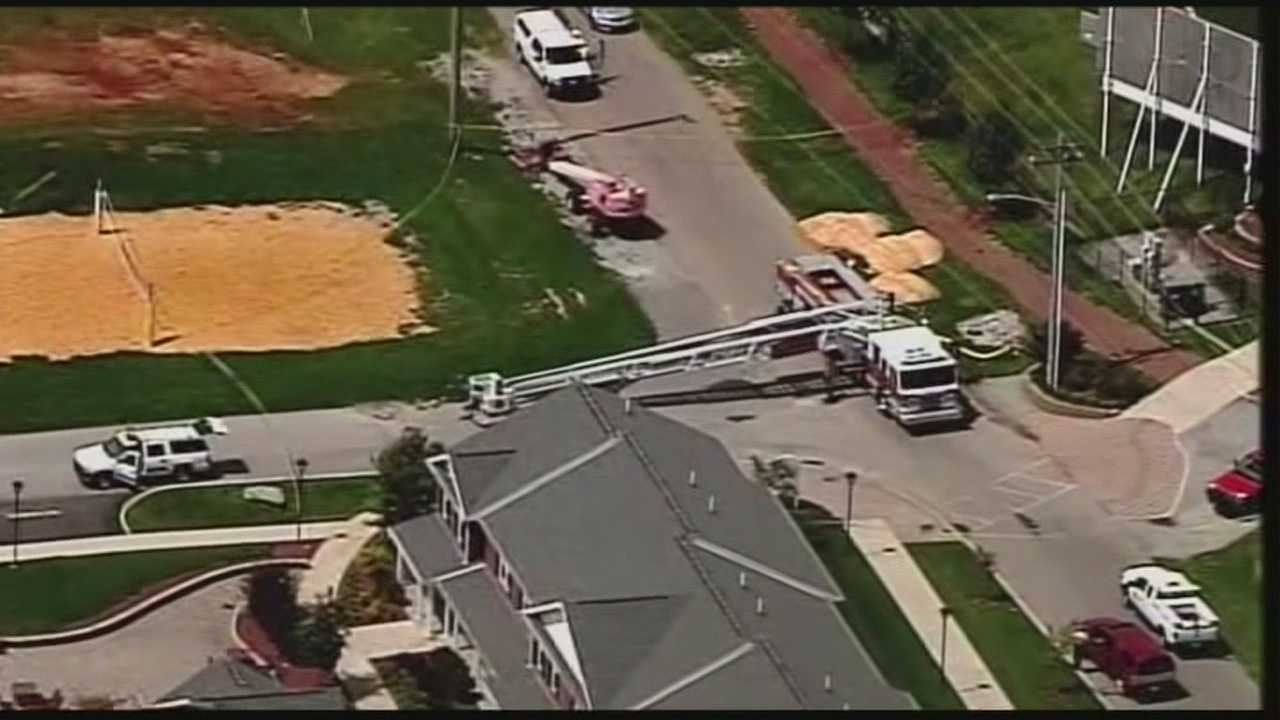 2 firefighters remain hospitalized after accident during ALS Ice Bucket Challenege