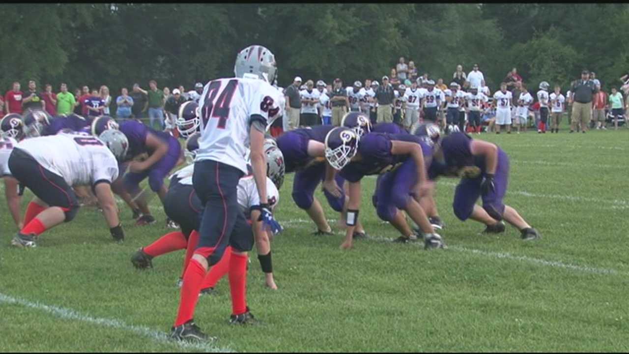 Heavy rain, lightning delays, postpones many high school football games