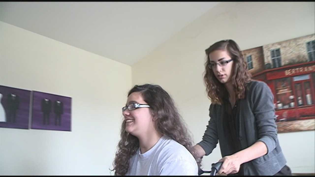 A woman injured in a hit-and-run crash when she was 14 years old continues to adjust years later.