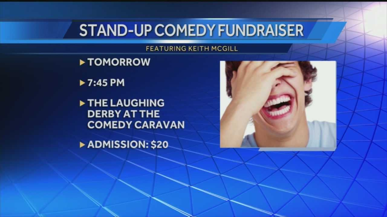 The Comedy Caravan is hosting a show Sunday night to benefit Community Living Inc.