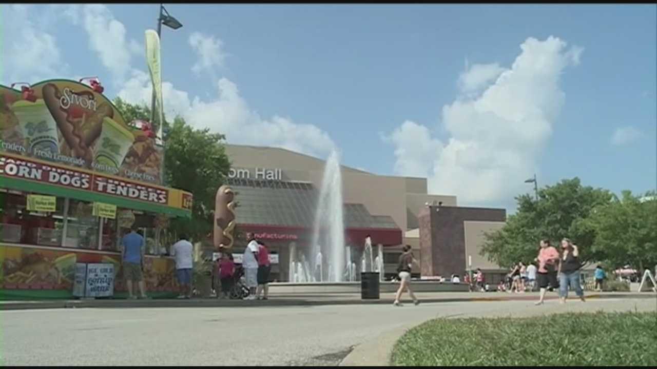 Kentucky State Fair wraps up Sunday night