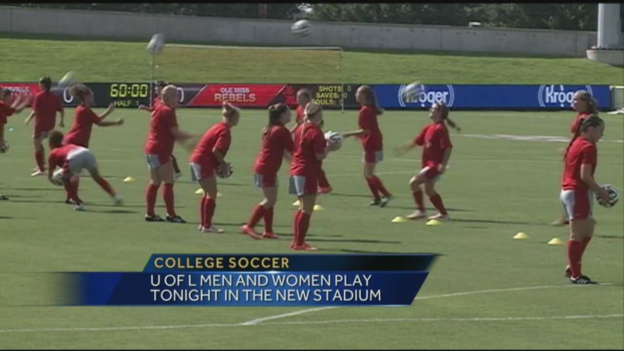 A new era of University of Louisville soccer kicks off Friday evening -- a new season in a new stadium and a new conference.