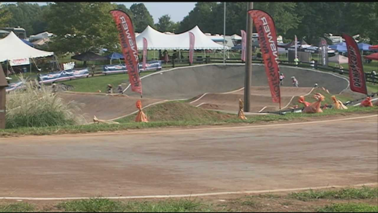 "The BMX Derby City Nationals are at E.P. ""Tom"" Sawyer State Park this weekend."