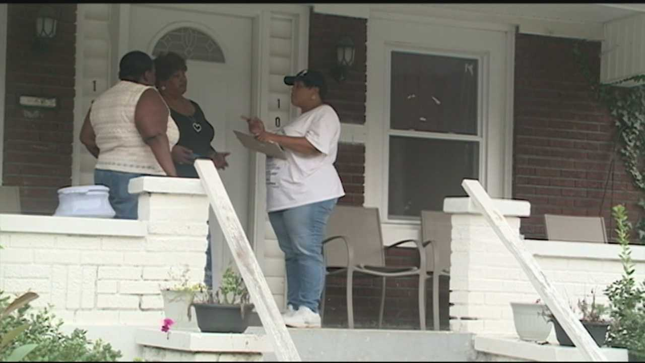 West Louisville residents come together Saturday to continue their push against violence in the area.