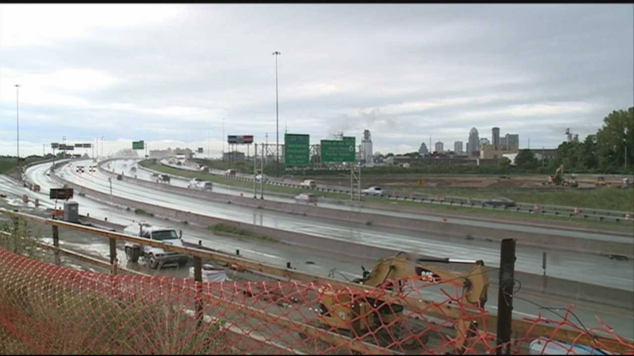 Big Squeeze begins on I-65
