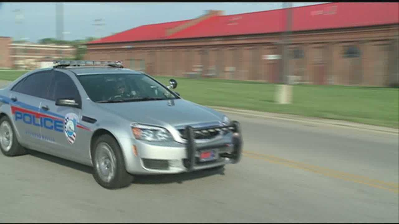 By the end of the year, the Jeffersonville Police Department will be rolling on every arrest, traffic stop, and other dispatched calls.