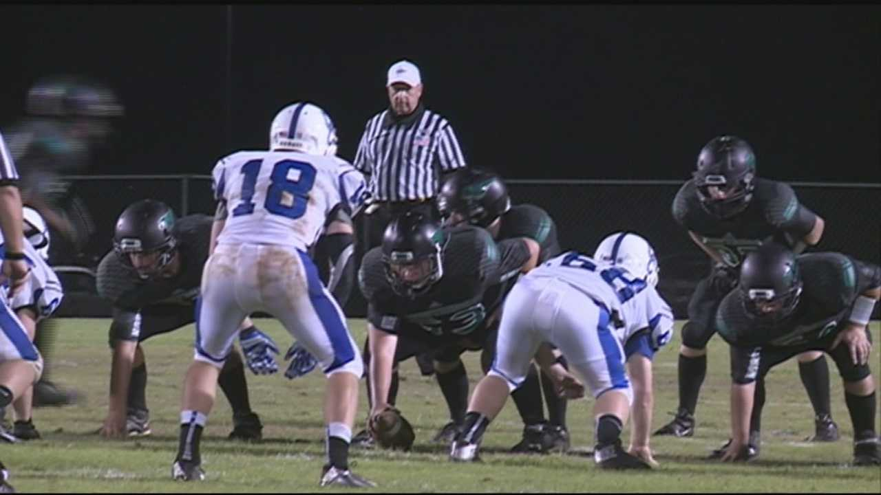 The Mustangs won their season opener by 35 points, but face a tough defense on Friday night.