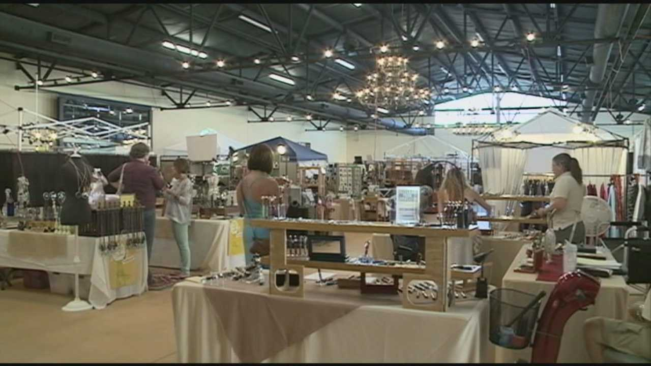 Area artists are preparing for this weekend's September Art Fair at Mellwood Art Center.