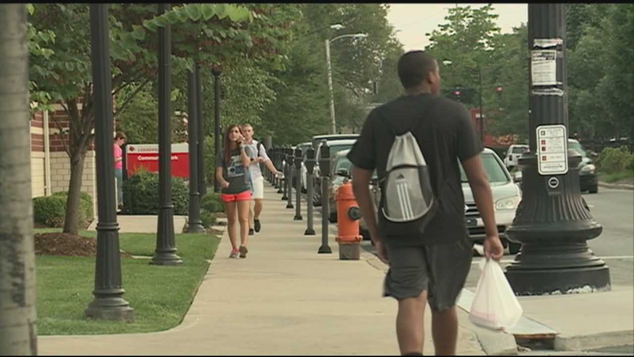 The University of Louisville is adding extra security after recent crimes.
