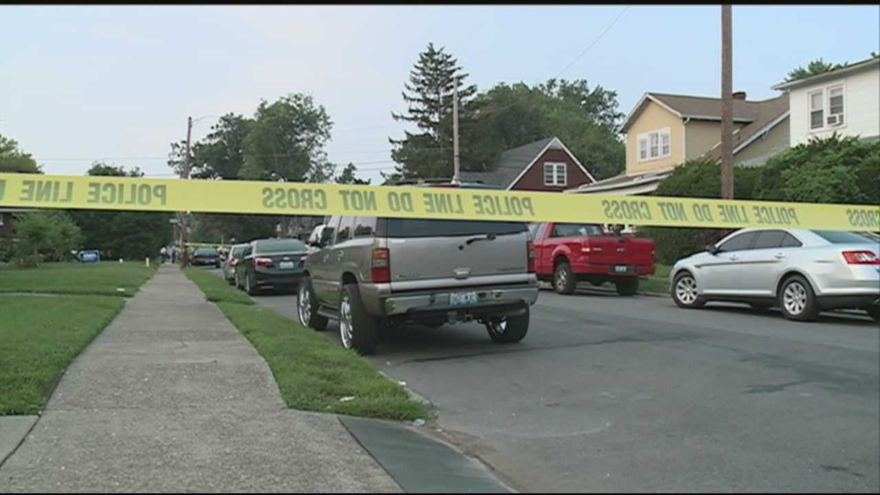 A man was killed early Wednesday morning in Louisville's Parkland neighborhood.