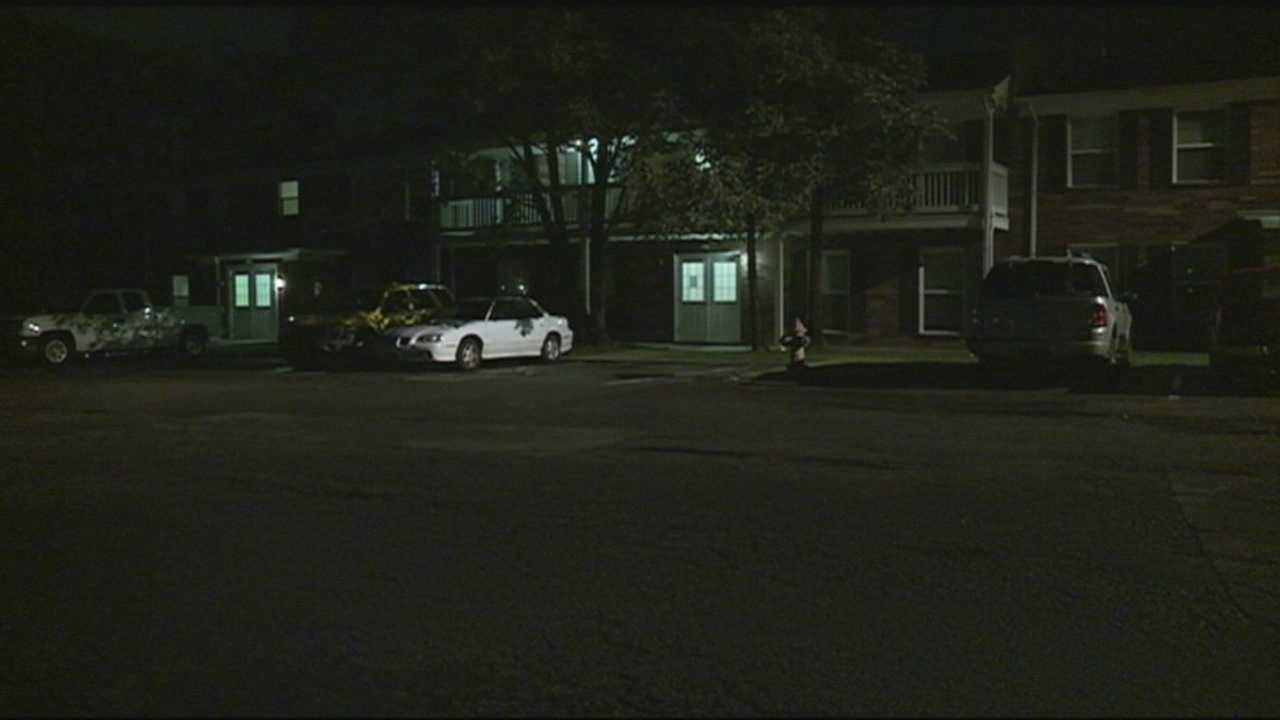 A home invasion and shooting have left Louisville Metro Police on high alert.