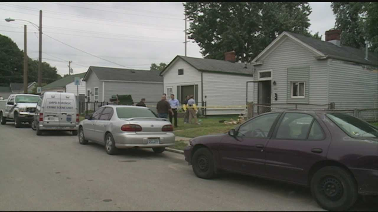 Police continue investigating after a man is found dead inside his St. Xavier Street home.