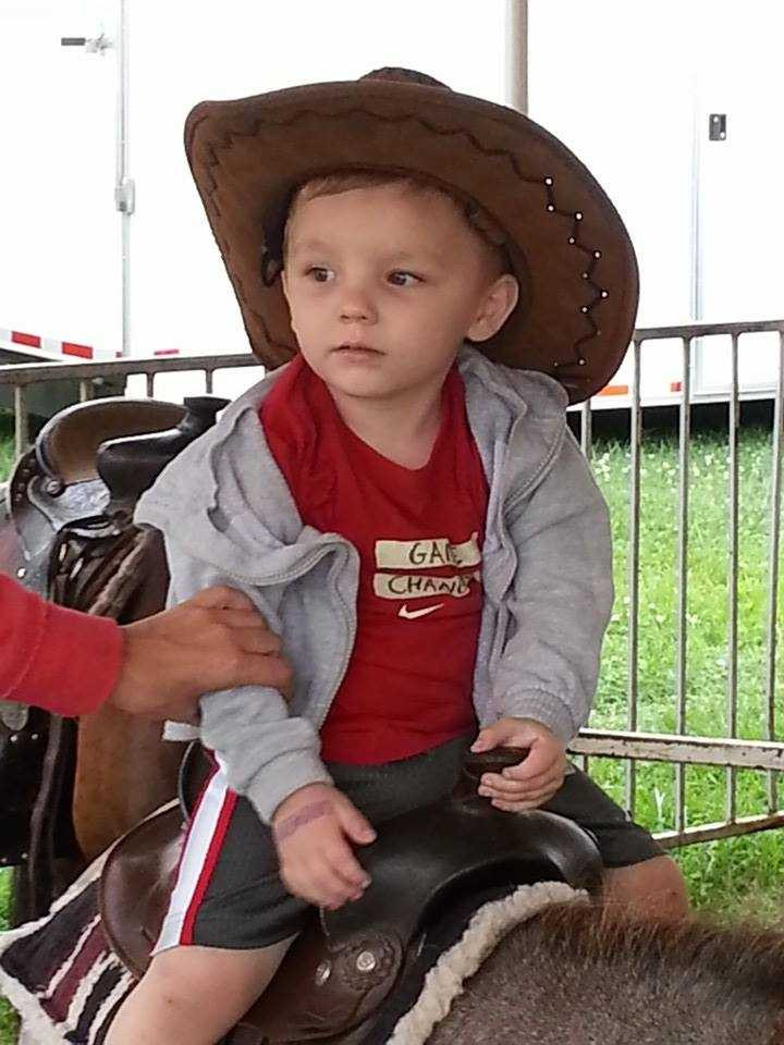 3-year-old Jayden