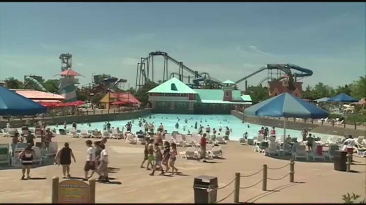 Kentucky Kingdom is looking to expand for the 2015 season.