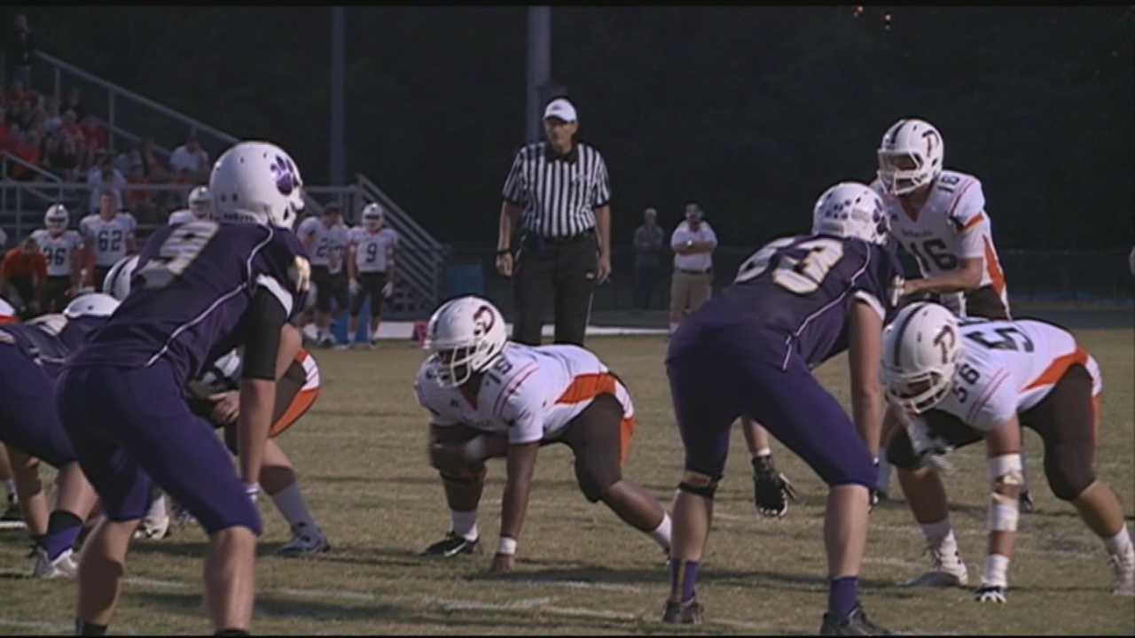Several undefeated high school football teams put their perfect records on the line Friday night.