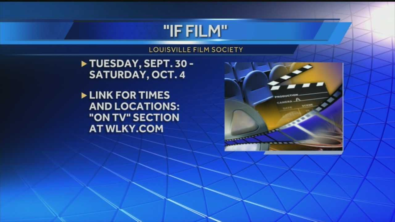 IF Film is bringing several indie movies and short films to Louisville.