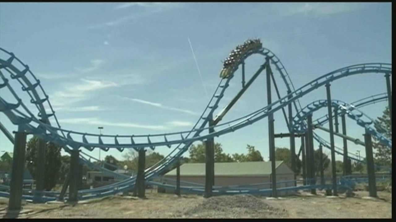 Kentucky Kingdom closes for the 2014 season Sunday evening.