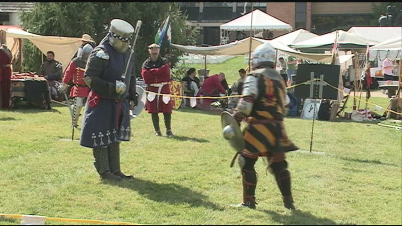 The annual Louisville Irish Fest returns to the Bellarmine University campus this weekend.