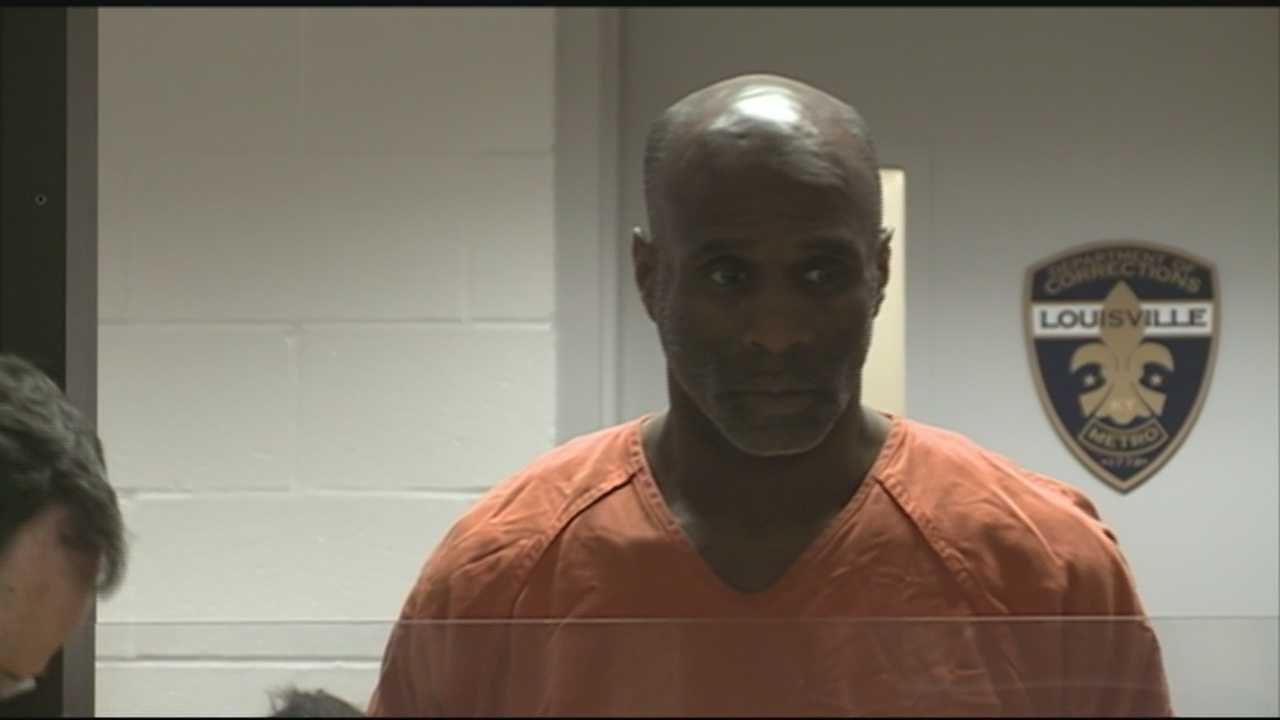 A man is accused in a string of robberies.