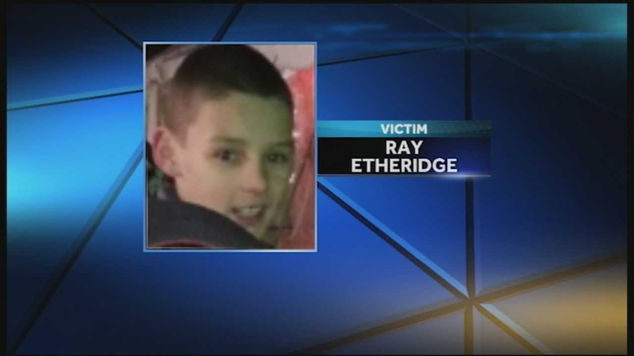 The family of a boy found slain at Cherokee Park makes a plea for help.