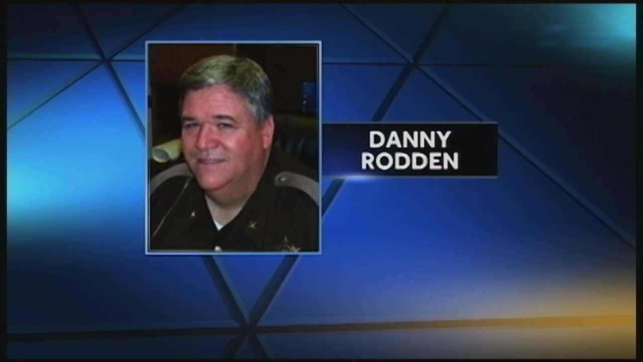 Former Clark County Sheriff Danny Rodden pleaded guilty in a federal case against him one day after retiring from his position.