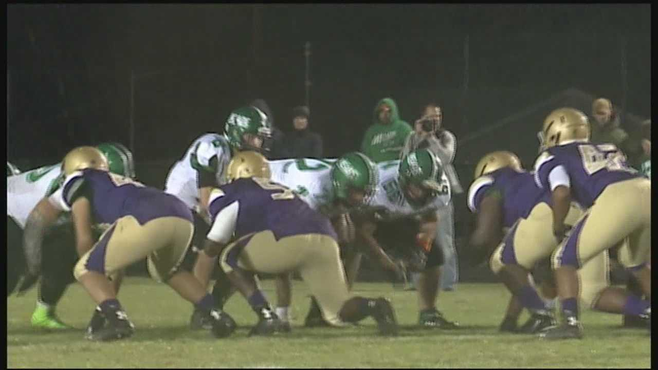 Male shoes its defense can step up, only allowing three first downs in a 17-0 win over Meade County.