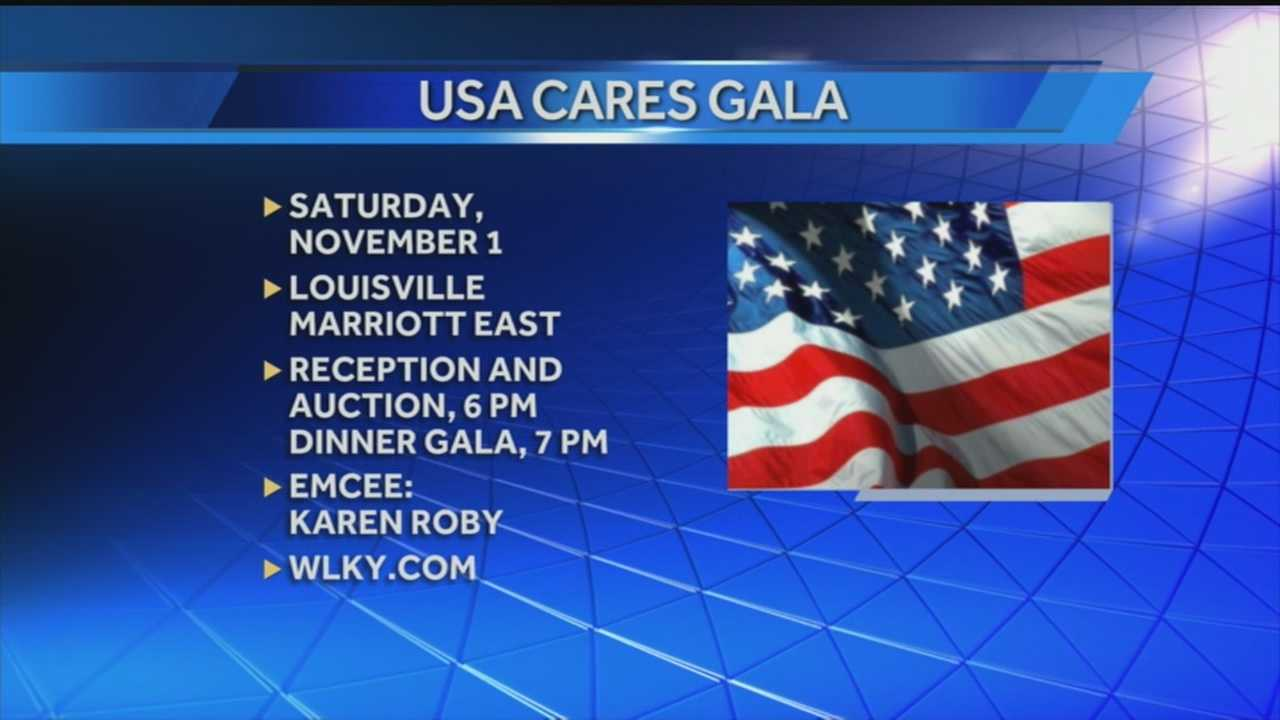 An annual gala is scheduled for next month by an organization dedicated to helping post 9-11 active duty U.S. military, veterans and their families.
