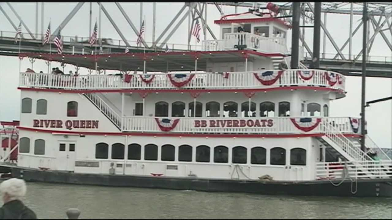 Thursday was another evening of fun on the Waterfront for the Centennial Festival of Riverboats.