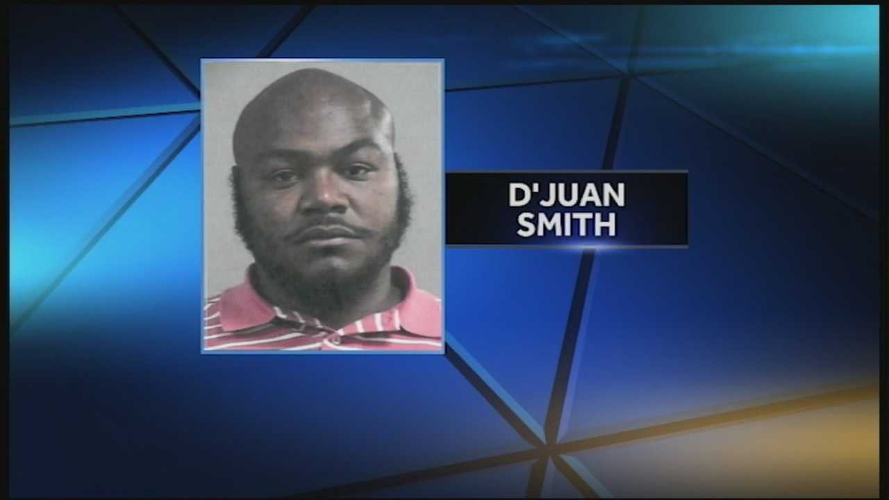 A search is underway for the person who killed D'Juan Smith.