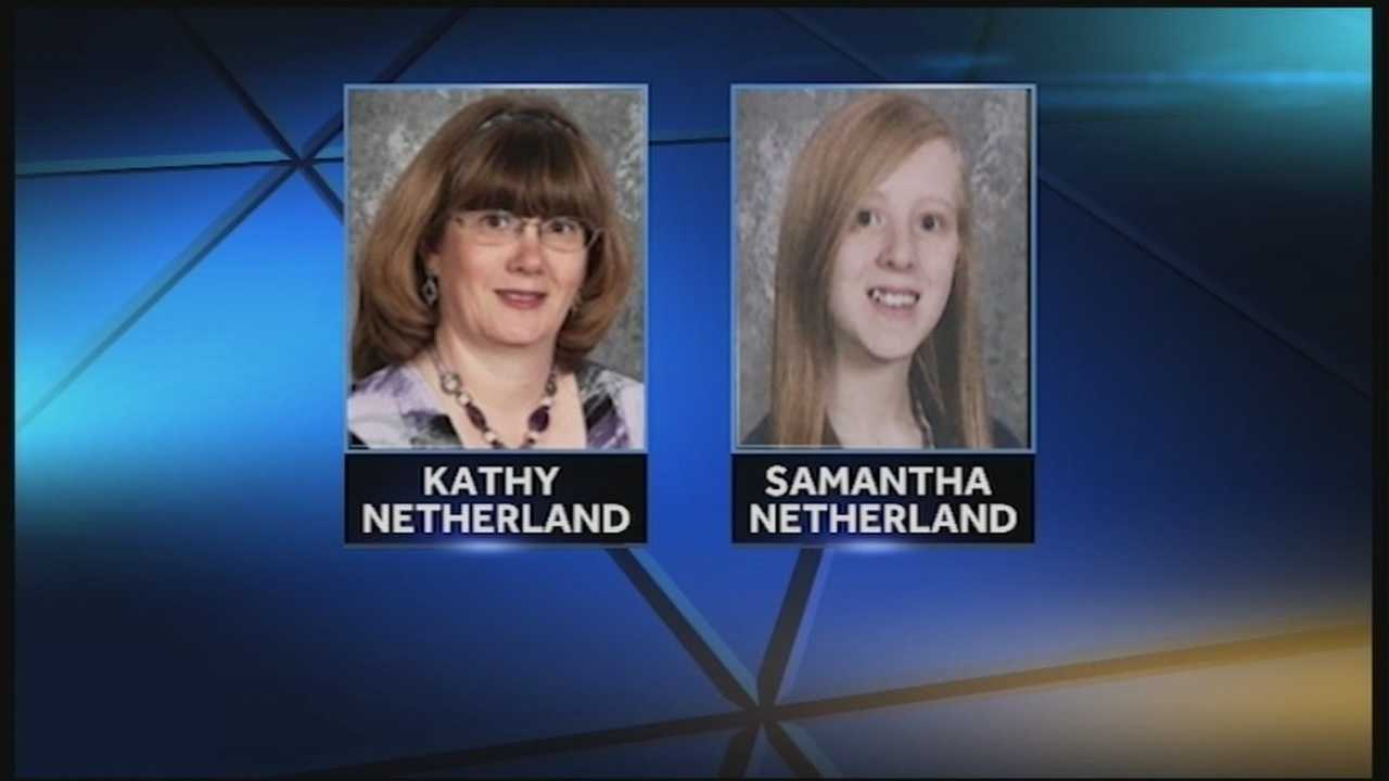 The investigation into the murders of a school teacher and her daughter continues.
