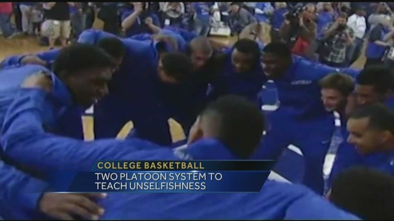Kentucky Wildcats in search of 9th national championship