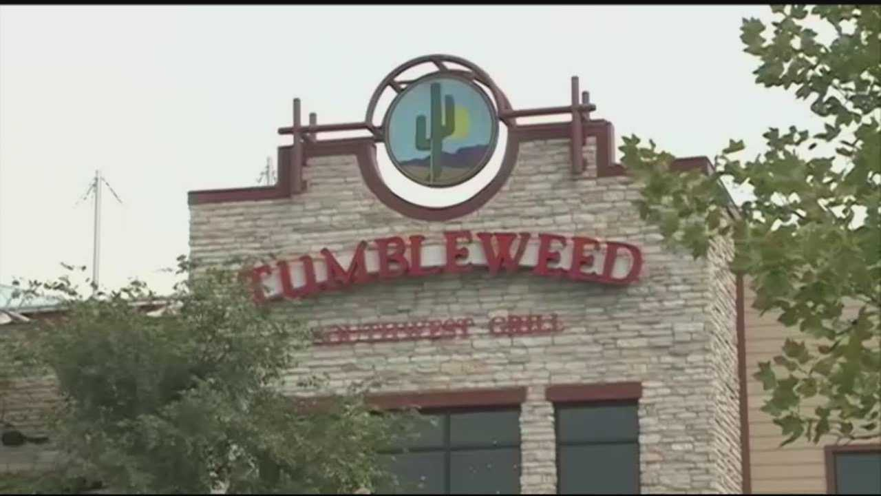 The Tumbleweed on the waterfront is set to close.